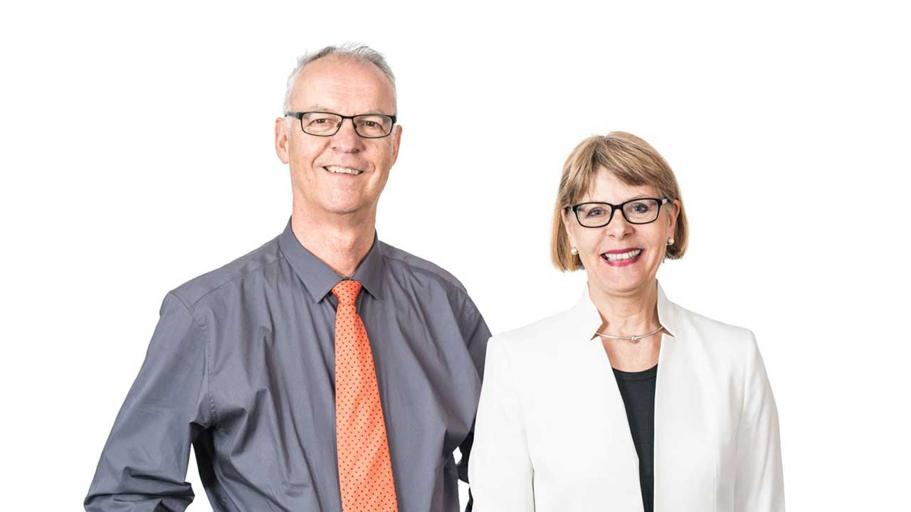 Ben und Barbara Jakob