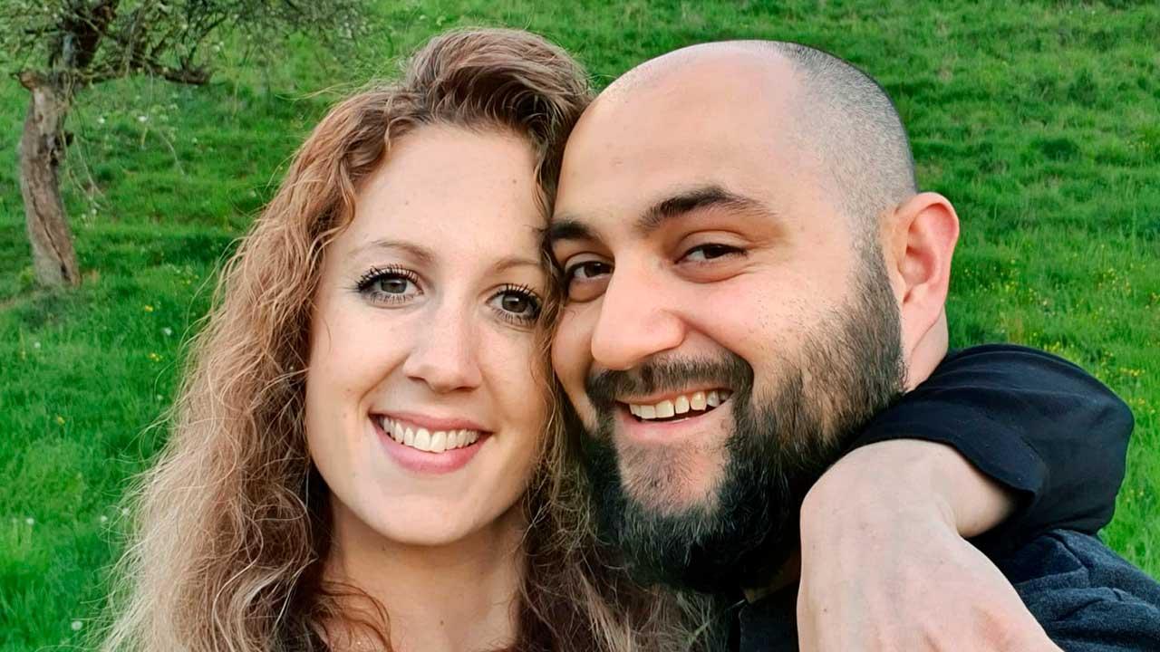 Manuela und Vladmir Dakic