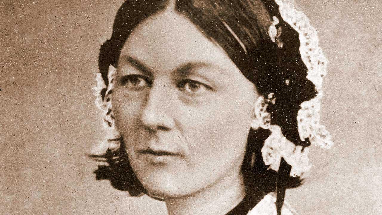 Florence Nightingale | (c) Wikipedia