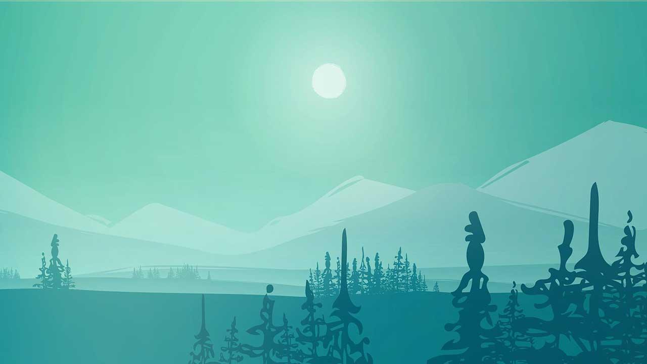 Hintergrundbild aus dem Videoprojekt «Bibel.Animiert»