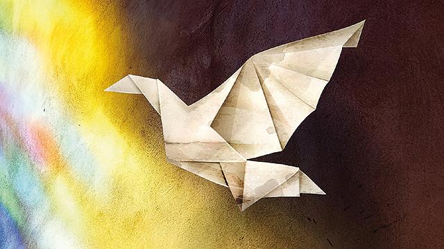 «Ich fliege mit zerrissenen Flügeln» von Raphael Müller