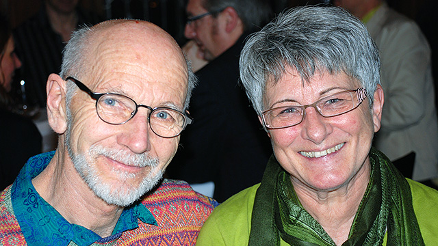 Fred und Eva Ryter   (c) privat