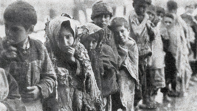 Völkermord an Armeniern