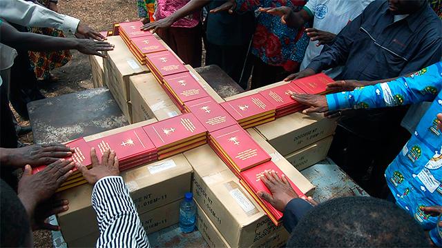 Neues Testament in Burkina Faso